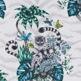 Lemur - Jungle fabric