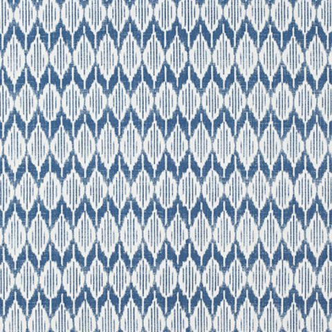 Balin Ikat - Navy