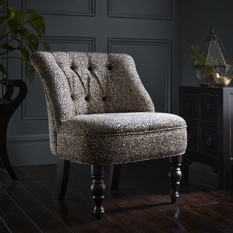 Odette Chair - Ocelot Pewter