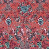 Amazon - Red fabric
