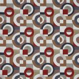 Puzzle - Tabasco fabric