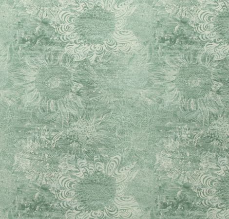 Rose May - Jade fabric