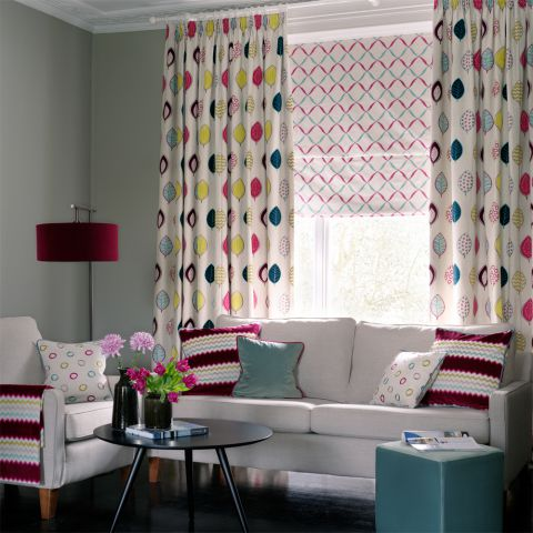 Made To Measure Amp Designer Curtains From Graham Sanderson