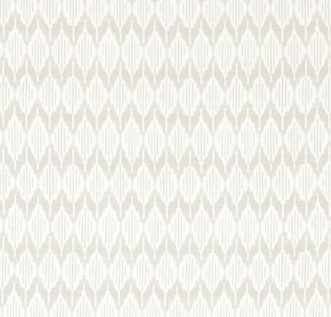Balin Ikat - Beige fabric