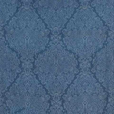 Sterling Paisley - Navy