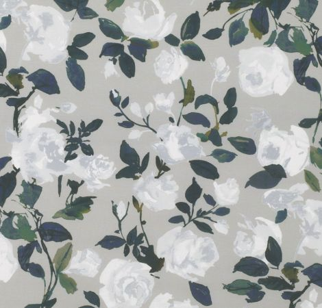 Luiza - Dove fabric