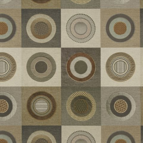 Dress Circle Linen - Linen/Warm Grey