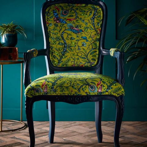 Antoinette Chair – Rousseau Lime