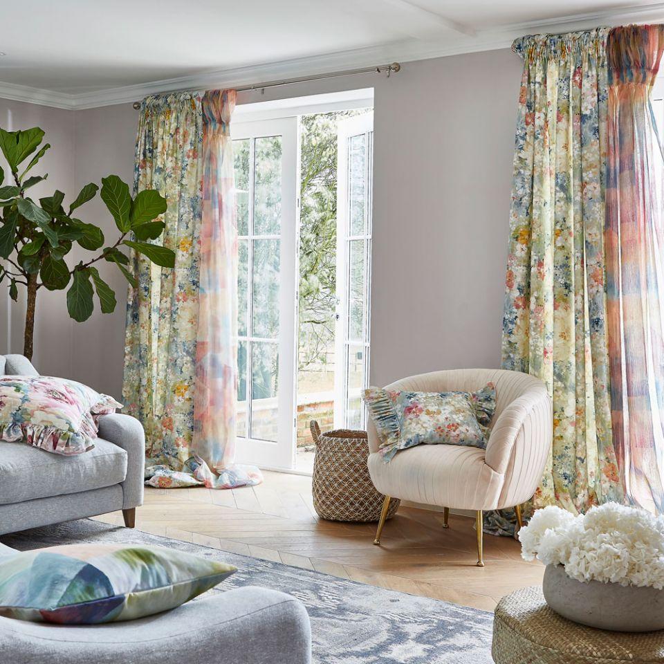 Designer Fabrics Curtains Cushions Wallpaper Graham Sanderson