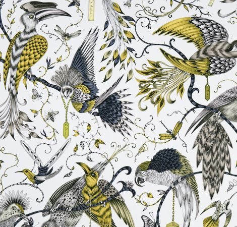 Audubon - Gold fabric