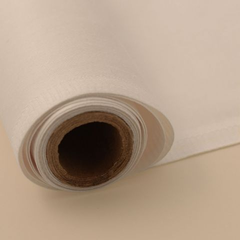 Blackout Curtain Lining - White