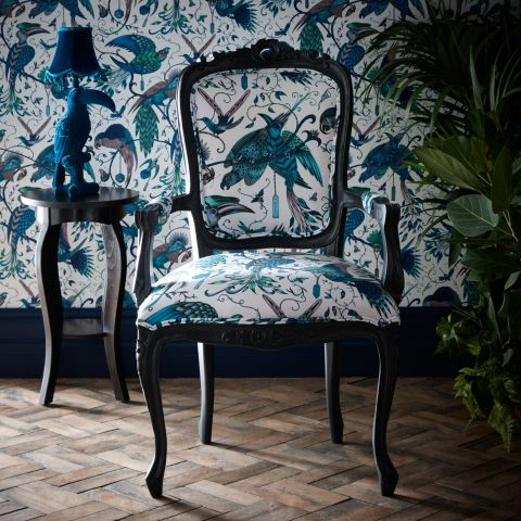 Antoinette Chair – Audubon Jungle