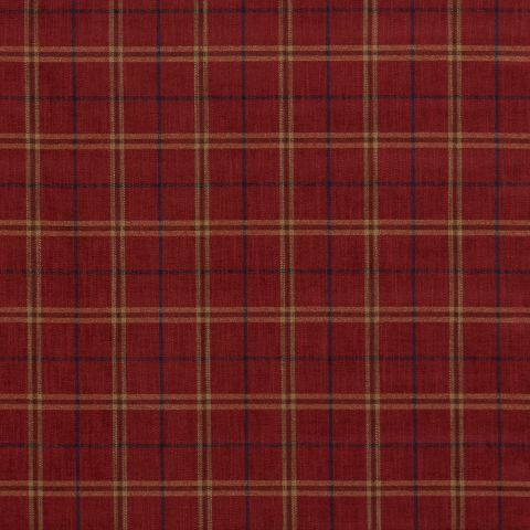 Haddon Check - Red