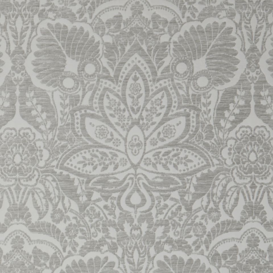 Waldorf silver fabric lusso clarke and clarke - Material waldorf ...