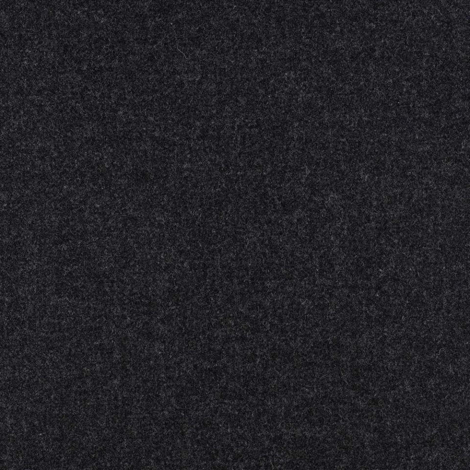 Plain Twill Dark Grey Fabric Moonlight Abraham Moon