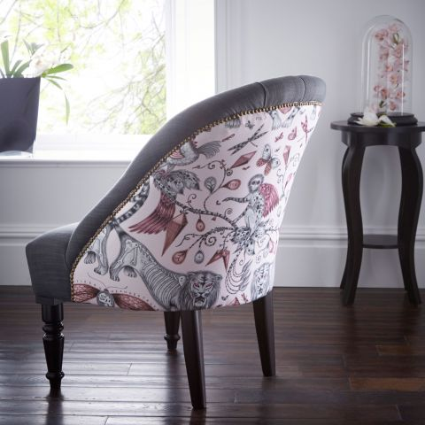 Soho Chair – Extinct Pink