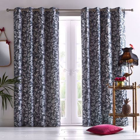 Readymade Curtains From Graham Sanderson Interiors