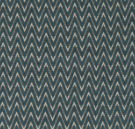 Zion - Teal fabric