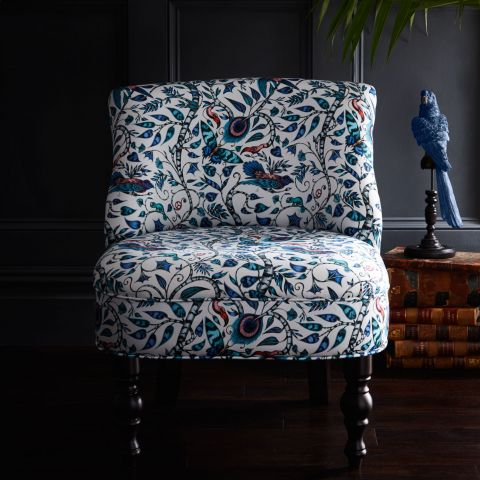 Langley Chair – Rousseau Blue