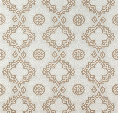Scottsdale Embroidery - Natural fabric