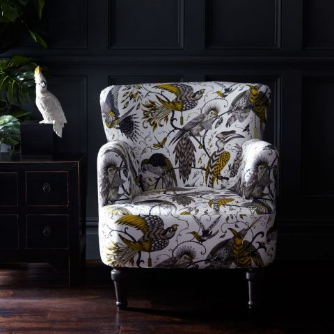 Dalston Chair – Audubon Gold