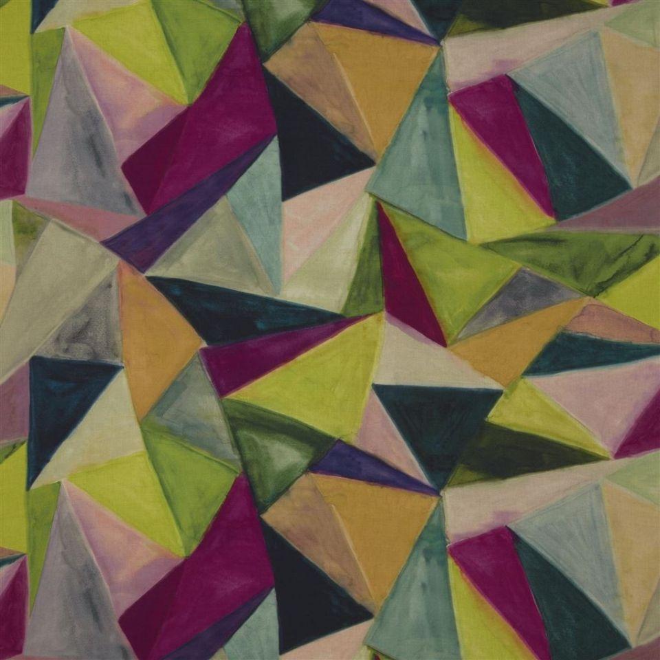 Shikhara - Berry Fabric
