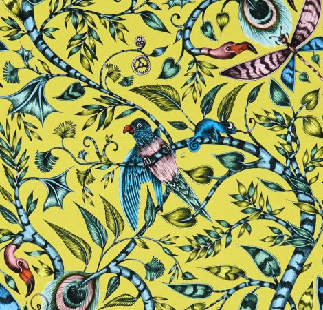 Rousseau - Lime fabric