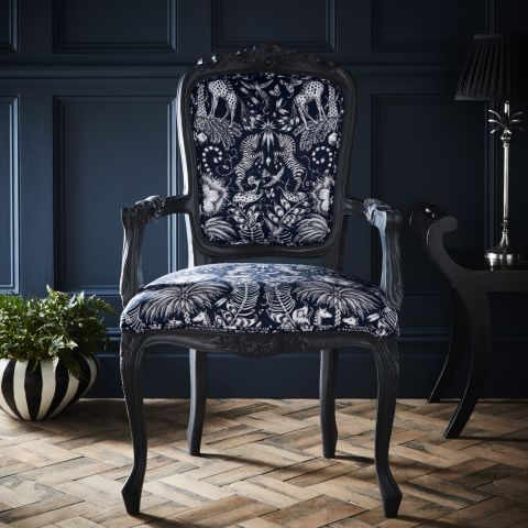 Antoinette Chair – Kruger Navy