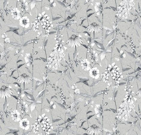 Emilie - Platinum fabric