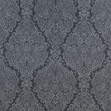 Sterling Paisley - Charcoal fabric