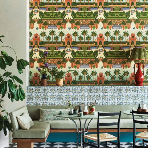 Cole & Son wallpaper