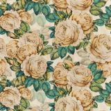 The Rose - Sepia fabric
