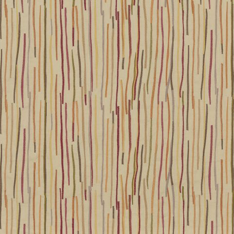 Fiesta Stripe - Red/Sienna