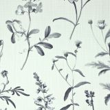 Botanical - Dove fabric