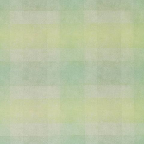 Carreaux Fabric - Green