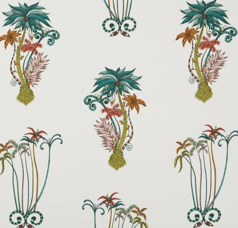 Jungle Palms - Jungle fabric