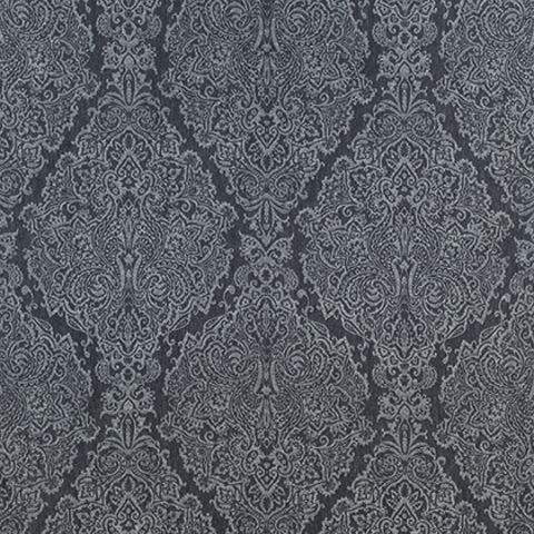 Sterling Paisley - Charcoal