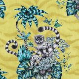 Lemur - Lime fabric